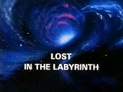 Lost In The Labyrinth Cartoon Picture