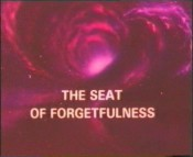 The Seat Of Forgetfulness Cartoon Picture