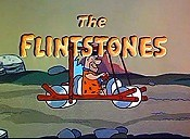 The Flintstone Flyer Cartoon Picture