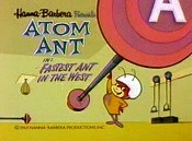 Fastest Ant In The West Cartoons Picture