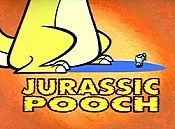 Jurassic Pooch Cartoon Picture
