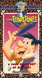 The Flintstones: A Page Right Out Of History Cartoon Picture