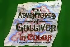The Adventures of Gulliver Episode Guide Logo