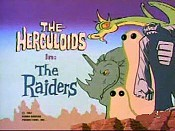 The Raiders The Cartoon Pictures