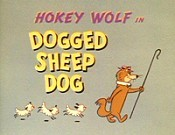 Dogged Sheep Dog Free Cartoon Picture