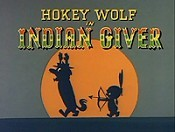 Indian Giver Free Cartoon Picture