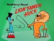Lion Tamer Huck Picture To Cartoon