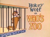 Who's Zoo Free Cartoon Picture