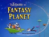 Fantasy Planet Cartoon Picture