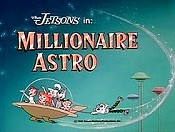 Millionaire Astro Cartoon Character Picture