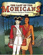 The Last Of The Mohicans Picture To Cartoon
