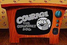 Courage the Cowardly Dog Episode Guide Logo