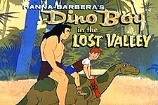 Dino Boy in the Lost Valley Episode Guide Logo