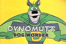 Dynomutt, Dog Wonder  Logo