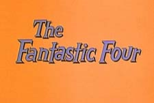 Fantastic Four Episode Guide Logo