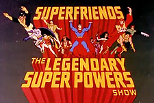 Super Friends- The Legendary Super Powers Show Episode Guide Logo