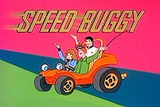 Speed Buggy Episode Guide Logo