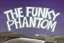 The Funky Phantom Episode Guide Logo