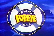 The All New Popeye Hour  Logo