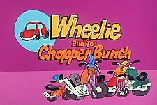 Wheelie and the Chopper Bunch Episode Guide Logo