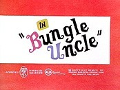 Bungle Uncle Cartoon Character Picture