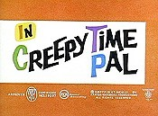 Creepy Time Pal Cartoon Character Picture