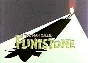 The Man Called Flintstone Cartoon Picture