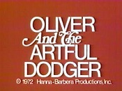 Oliver And The Artful Dodger (Part 1) Picture To Cartoon