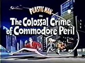 The Colossal Crime Of Commodore Peril Picture Of Cartoon