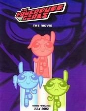 The Powerpuff Girls Movie Cartoon Picture