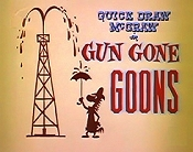 Gun Gone Goons Free Cartoon Picture