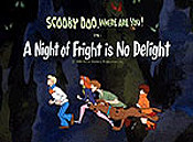 A Night Of Fright Is No Delight Picture Of Cartoon
