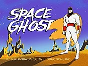Space Ghost (Repeats) Picture Into Cartoon