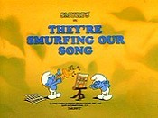 They're Smurfing Our Song Cartoon Pictures