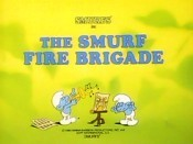 The Smurf Fire Brigade Cartoon Picture