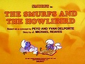 The Smurfs And The Howlibird Cartoon Picture