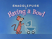 Having A Bowl Picture Of Cartoon