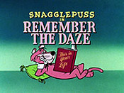 Remember The Daze Cartoon Funny Pictures