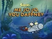 Me Jo-Jo, You Daffney Cartoons Picture