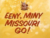 Eeny, Miny Missouri Go! Picture Of Cartoon
