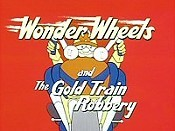 And The Gold Train Robbery Cartoon Picture
