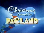 Christmas Comes To PacLand Cartoon Picture