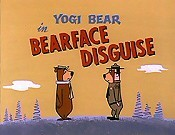 Bearface Disguise Cartoon Funny Pictures