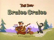 Bruise Cruise Cartoon Funny Pictures