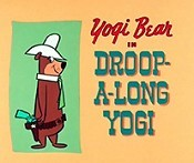 Droop-A-Long Yogi Cartoon Picture