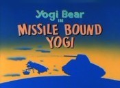 Missile Bound Yogi Cartoon Funny Pictures
