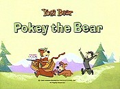 Pokey The Bear Cartoon Funny Pictures