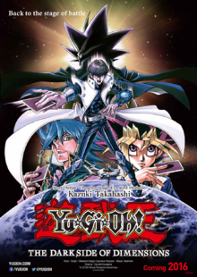 Yu-Gi-Oh!: The Dark Side of Dimensions Pictures To Cartoon
