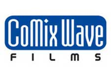 CoMix Wave Films Studio Logo