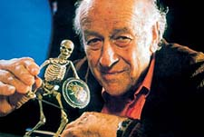 Ray Harryhausen Studio Logo